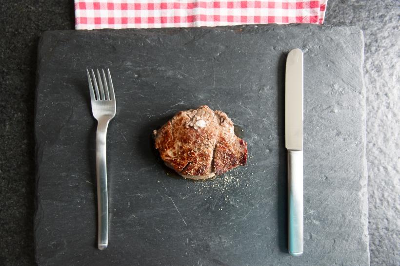 fresh bio range land filet beef